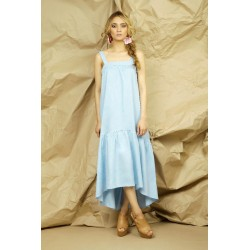 Yaz Dress light blue