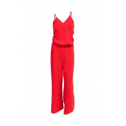 Paola Jumpsuite red